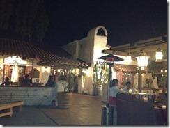 oldtownの中のレストラン
