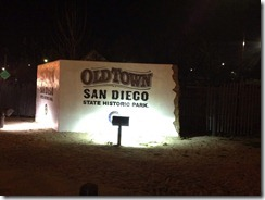 oldtownの入り口