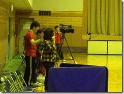 カメラマンも準備OK
