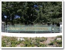 UCバークレーの校門